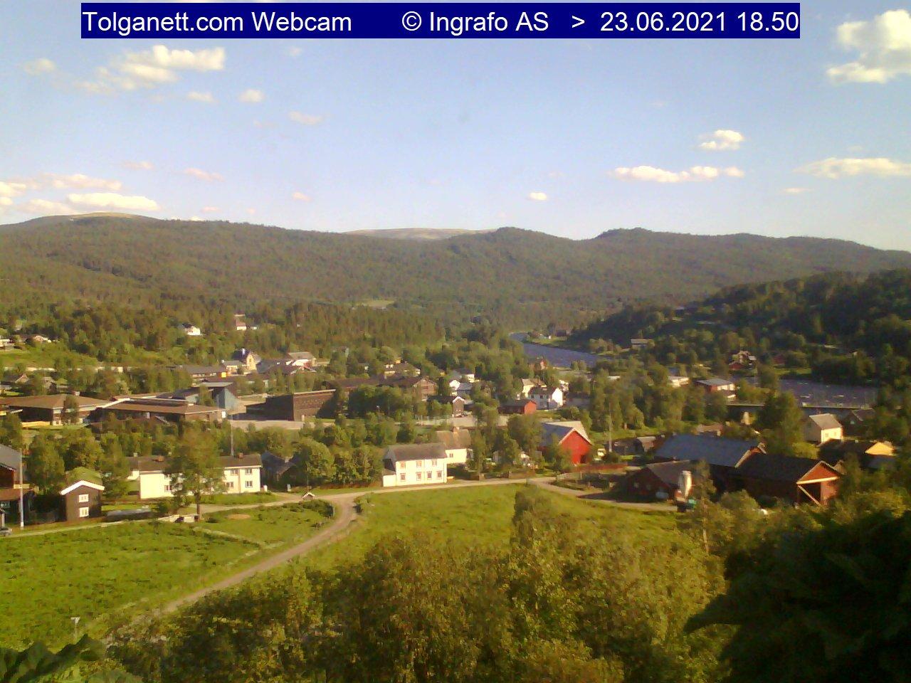Webcam Tolga, Tolga, Hedmark, Norwegen