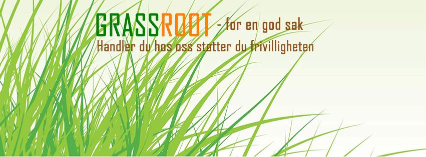Annonse: Grassroot.Shop - kjøp pizza og støtt frivilligheten