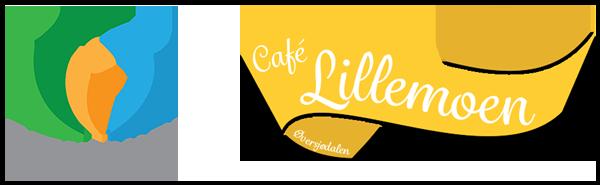 Café Lillemoen og Øversjødalen Arrangement - felles logo